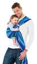 Amazonas RingSling Laguna baby carry ring sling. 100% eco tested cotton.