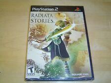 RADIATA STORIES SONY PLAYSTATION 2 PS2 NTSC USA *BRAND NEW*