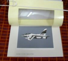 KAWASAKI XT-4 MT-X MEDIUM JET TRAINER ORIGINAL ARTWORK OF SCALE MODEL ?INTERAVIA