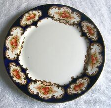 ANTIQUE ROYAL ALBERT CROWN CHINA #743059 7 INCH PLATE FROM ENGLAND, RARE TO FIND