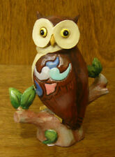 Jim Shore Heartwood Creek #4021445  Mini OWL, NEW from Retail Store 3""