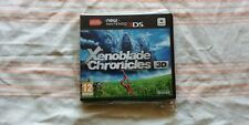 XENOBLADE CHRONICLES 3D   PAL ESPAÑA COMPLETO NINTENDO NEW 3DS