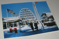 "1960's Garden State Plaza at Christmas ""The Carillon in the SNow"" Paramus NJ"