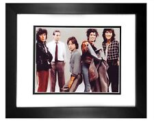 Rolling Stones -  001  8X10  PHOTO FRAMED TO11X14