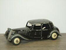 Citroen 11BL Traction Avant - Dinky Toys 24N France *43515