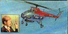 VEB Plasticart 1:100 Mi-4 Helicopter Plastic Model Kit #15831