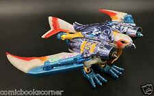 Beast Wars Transformers 1998 Deluxe Maximal Transmetal AIRAZOR 100% Complete
