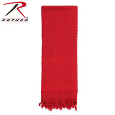 Rothco 8637 Solid Color Shemagh Heavyweight Arab Tactical Desert Scarf