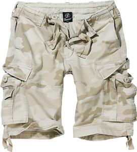 Brandit Vintage Shorts Herren Cargohose Bermuda Sandstorm Gr.3XL