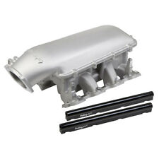 300-126 HOLLEY EFI LS1 LS2 LS6 MID-RISE INTAKE MANIFOLD 92MM WITH FUEL RAILS