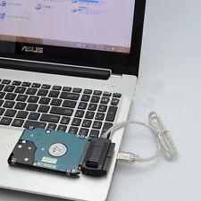 Câbles adaptateurs USB 2.0 IDE SATA ordinateur portable durable nouveau uniques