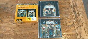 MICHAEL JACKSON DANGEROUS MUSIC CD SPECIAL EDITION BOX SET COLLECTORS DVD FILM