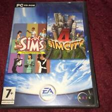 the sims & sim city 4 double pack  Pc Game