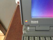 Vintage Macintosh PowerBook 160