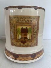 Crazy Mountain Home Sweet Home Jar Candle Warmer #Aac5122 ~Nib~