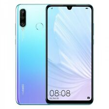 Huawei P30 lite - 128 Go - Peacock Blue  (Désimlocké) (Double SIM)