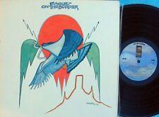 Eagles ORIG OZ LP On the border EX '74 Country Rock Asylum 7E1004