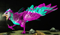 ARK XBOX ONE PVE - x4 336 TRUE COTTON CANDY ARGY EGGS FERT ARGENTAVIS owl giga