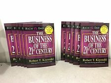 10 The Business of the 21st Century Paperback Rich Dad Robert T. Kiyosaki Lot