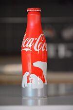 Aluminium coca cola bottle christmas Belgium
