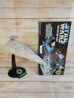 Kenner Star Wars Electronic Collector Fleet Star Destroyer With Stand & Box 1996