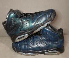 Rare🔥 Nike Air Jordan 6 Vi Retro All Star Chameleon Metallic Sz 5.5Y 907960-015