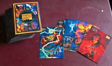 MARVEL MASTERPIECES 1994 GOLD SIGNATURE PARALLEL SINGLE CARDS FOR  99P EACH