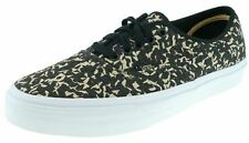 Vans  Classic AUTHENTIC DX woven textile leaf black