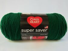 Red Heart Super Saver Yarn 100% Acrylic 7 oz In Paddy Green