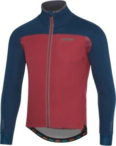Madison Road Race Premio Softshell Mens Cycling Jacket - Red