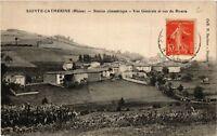 CPA Sainte Catherine - Vue generale et vue de Riverie (572812)