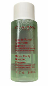 Clarins Water Purify One Step Cleanser W/ Mint Essential Water  For Combination