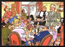 Belgium - 2002 Comic Marc Sleen - Mi. Bl. 86 MNH