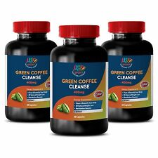 Weight Loss Plans - Green Coffee Cleanse 800mg - Green Coffee Complete Caps 3B