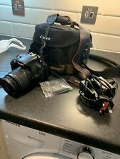 Canon EOS 1100D 12.0MP Digital SLR Camera - With EF-S 18-55mm + 300mm