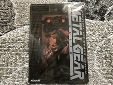 Metal Gear Solid Pencil Mat Very Rare
