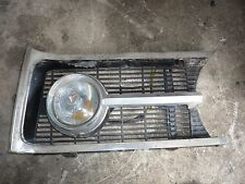 1964/1965 Plymouth Barracuda   driver's Side Grille