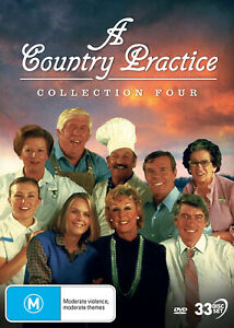 A Country Practice - Collection 4 (DVD, 33 Disc) New/Sealed