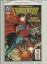 ERADICATOR . # 1 .  DC Comics .  1996.