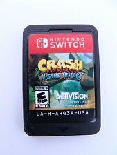 Crash Bandicoot N-Sane Trilogy Nintendo Switch (2017) Game Only