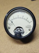 1942 Air Ministry marked Thermo couple meter Ref #10 QB/197 L.No 299421D