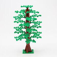 Lego Green 20cm Tree Custom to suit City, Kingdom, Train