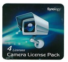 Synology Licence Pack - Synology Ip Camera - License 4 Camera (clp4)