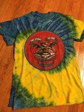 The Story So Far Tie Dye T Shirt With Dragon Small Unused Gildan Heavy Cotton