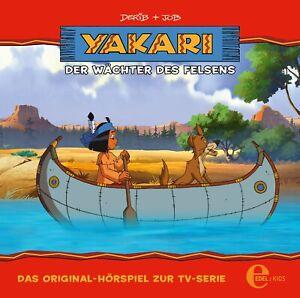 Yakari - Der Wächter des Felsens  (24) (Hörspiel zur Serie)  CD/NEU/OVP