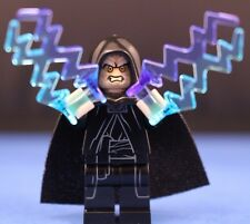 LEGO® STAR WARS™ 75185 EMPEROR PALPATINE™ Minifigure + FORCE LIGHTNING 100% LEGO