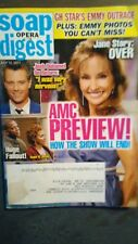 VINTAGE BACK ISSUE FROM SOAP OPERA DIGEST ISSUE # 07/12/2011