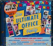 Ultimate Office Party 3-disc CD NEW Bruno Mars P!nk Ke$ha Farnham Usher Whitney