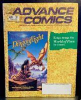 ADVANCE COMICS PREVIEW MAGAZINE #26 FEB 1991 HIGH GRADE SEE PICS !!