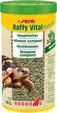Nourriture Tortue terrestre et autre Reptile Herbivore sera Raffy Vital 1000 ml